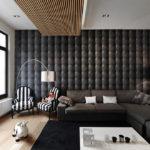 trang trí tường trong phòng khách ảnh nội thất