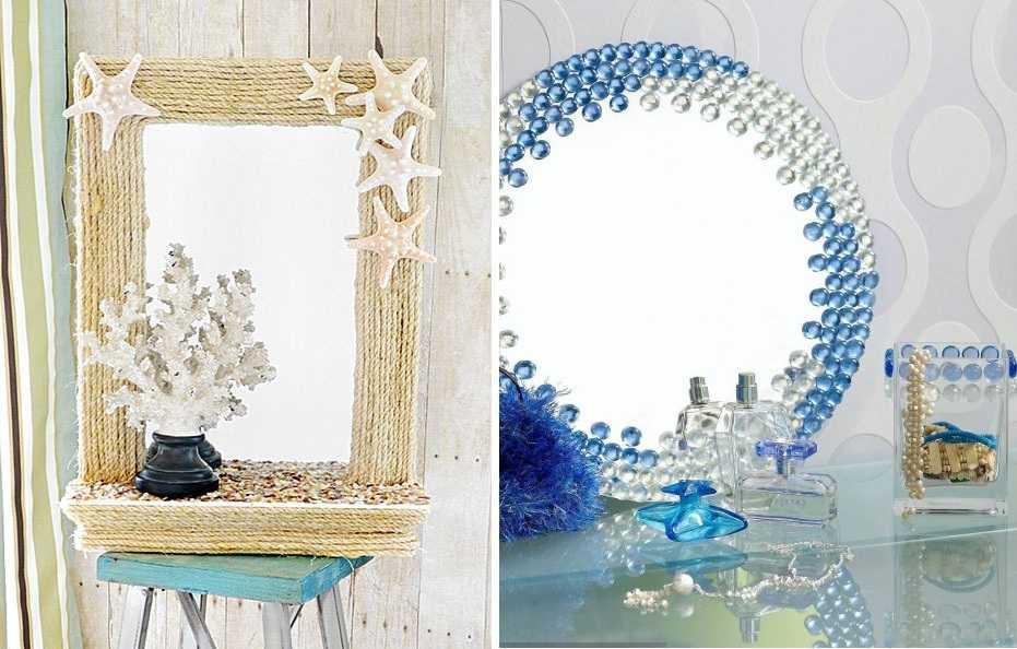 décor de miroir