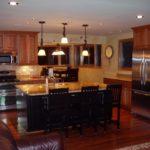 fotografie mare design de bucătărie