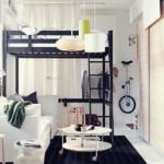 chambre pour le design intérieur de l'adolescente