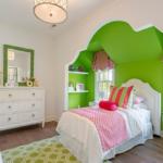 chambre pour les adolescentes décor photo