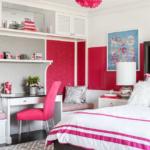chambre pour décor de photo adolescente