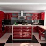 Bucătărie Art Nouveau