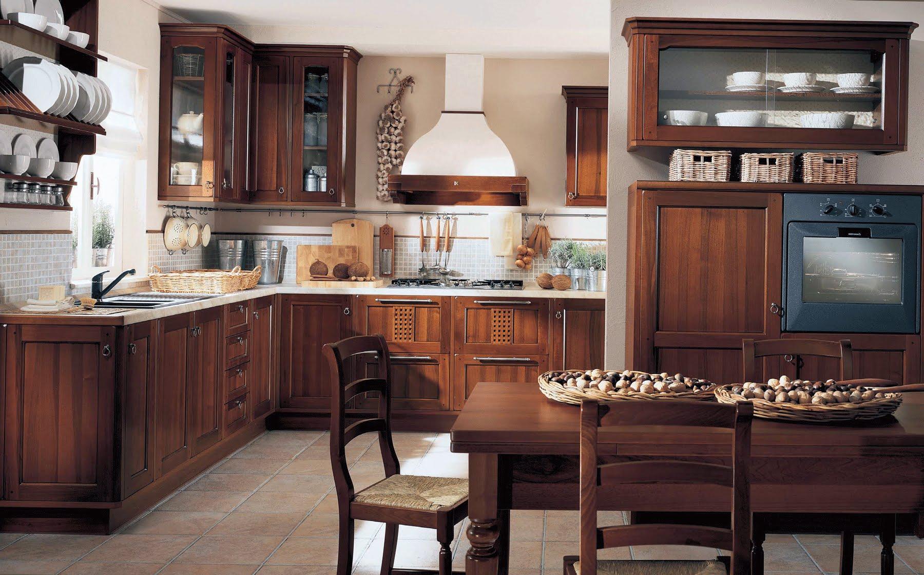 podeaua bucătăriei