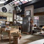 stil interior de bucătărie
