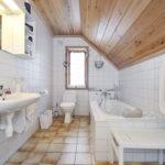 Conception d'une salle de bain dans une maison privée