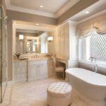 Conception d'une salle de bain dans une maison privée à l'anglaise