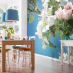 Fotomurale Interiorul bucătăriei în stil scandinav