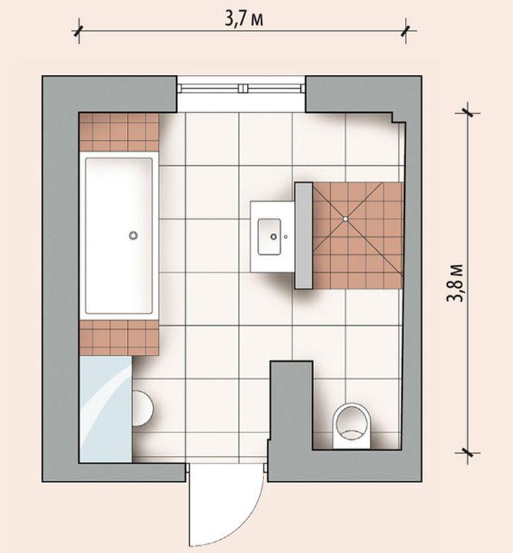 Projet de salle de bain privée