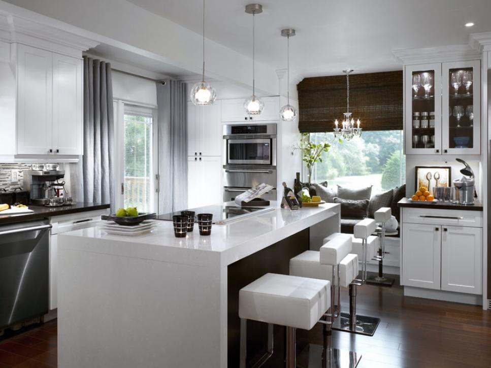 Bucătărie compactă modernă