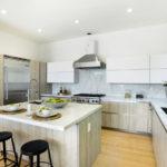 Design modern al insulei de bucătărie