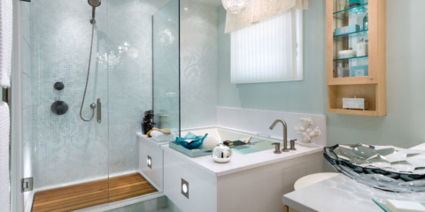salle de bain 5 m2