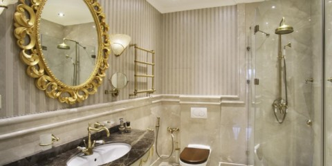 الحمام النمط الكلاسيكي
