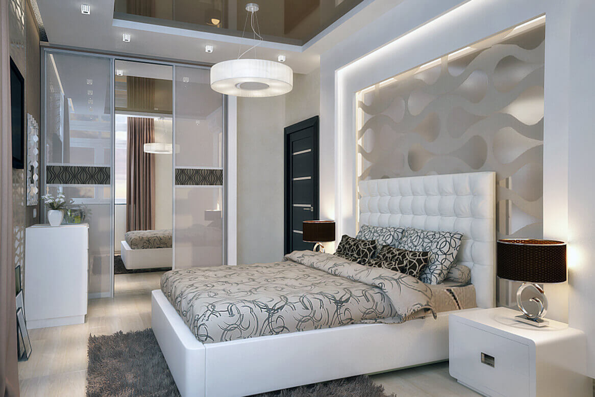 salon design chambre moderne