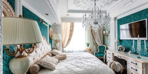 design chambre avec balcon