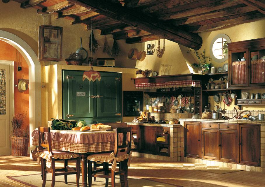 fotografie de decor alimentar italian
