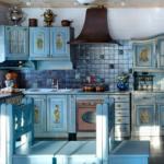 stil italian în bucătărie