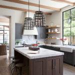 Idei de design de bucătărie în stil italian