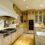 fotografie de bucătărie în stil italian
