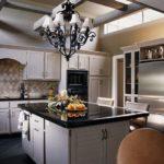 fotografie de interior bucătărie în stil italian