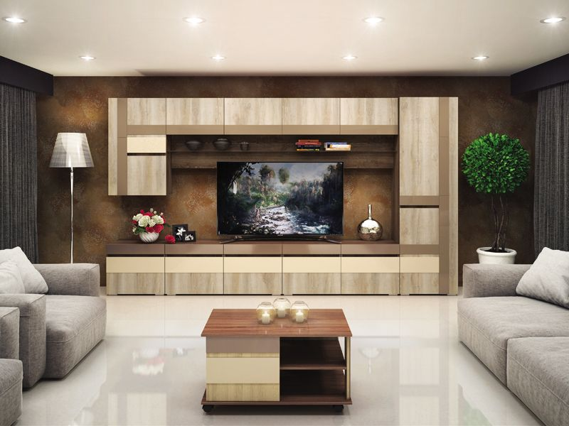Làm cho phòng khách trở thành một nơi trung tâm trong nhà
