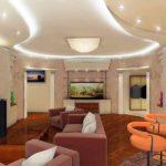 Thiết kế phòng khách theo phong cách hiện đại.
