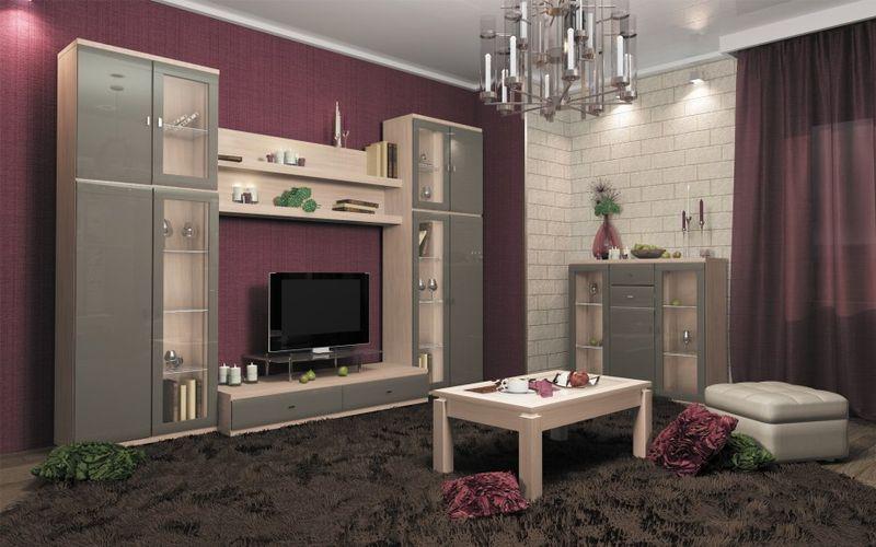 Làm cho phòng khách của bạn một sự lựa chọn của màu sắc