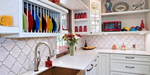 idées de décoration de carreaux de cuisine