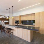 proiect modern de amenajare a bucătăriei