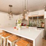Decorarea modernă a fotografiei din bucătărie