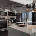 fotografie de design interior interior al bucătăriei