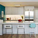 design modern de fotografie de bucătărie