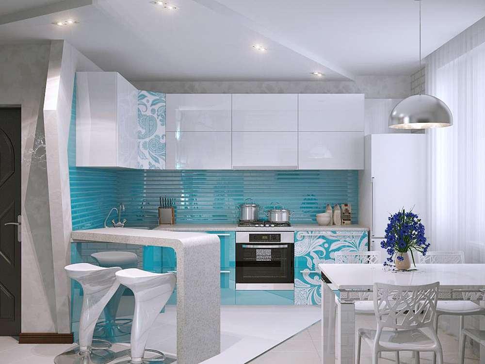 bucătărie modernă modernă