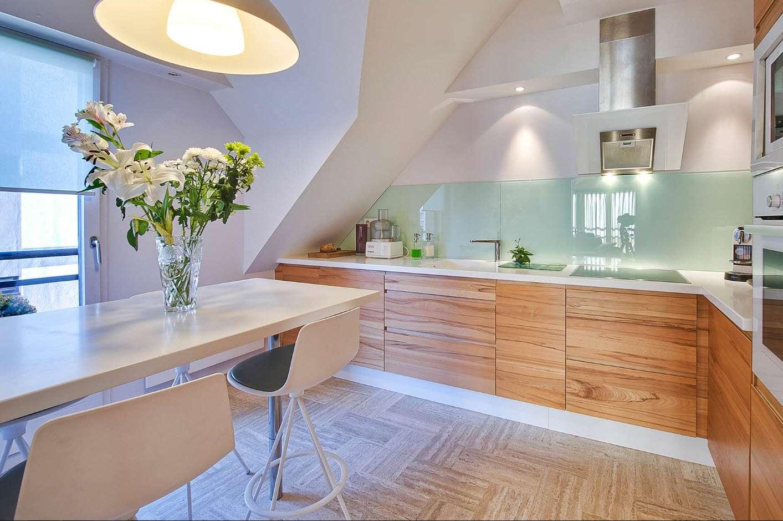 amenajarea bucătăriei moderne