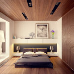 chambre avec balcon design