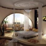 chambre avec balcon photo intérieure
