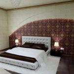 chambre avec des idées de décoration de balcon