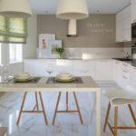 salon cuisine design 15 m² photo intérieur
