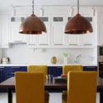 salon cuisine design 15 m² intérieur photo