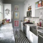 salon cuisine design 15 mètres carrés idées