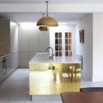 salon cuisine design 15 m2 idées intérieures