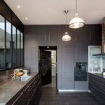 salon cuisine design 15 m2 intérieur