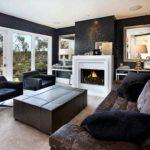 Biến thể của trang trí hình nền tươi sáng cho hình ảnh phòng khách