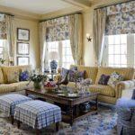 ví dụ về một trang trí đẹp trong ảnh phòng khách