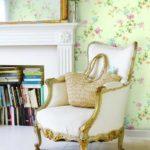 tùy chọn của một nội thất ánh sáng trong hình ảnh phòng khách