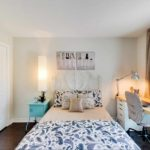 l'idée d'un décor de chambre lumineux 15 m² photo