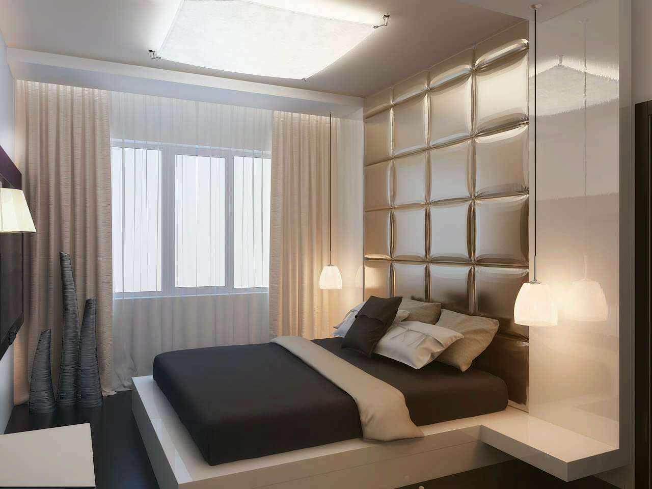 un exemple d'un style inhabituel d'une chambre
