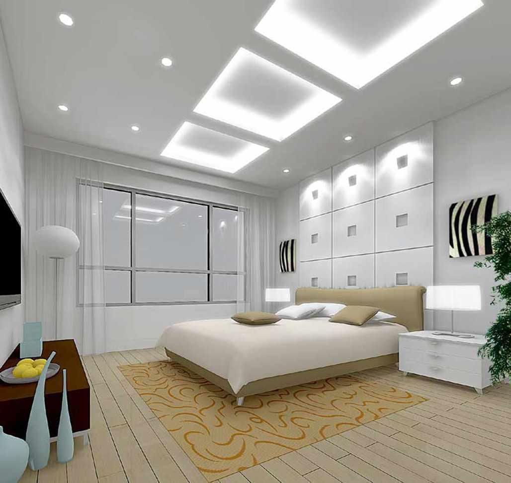 l'idée d'une belle chambre intérieure de 15 m²