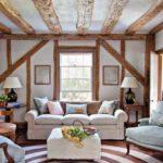 phiên bản của sự chứng minh nội thất khác thường trong bức tranh phòng khách