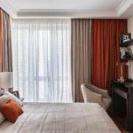 exemple d'une chambre lumineuse décor 15 m² photo